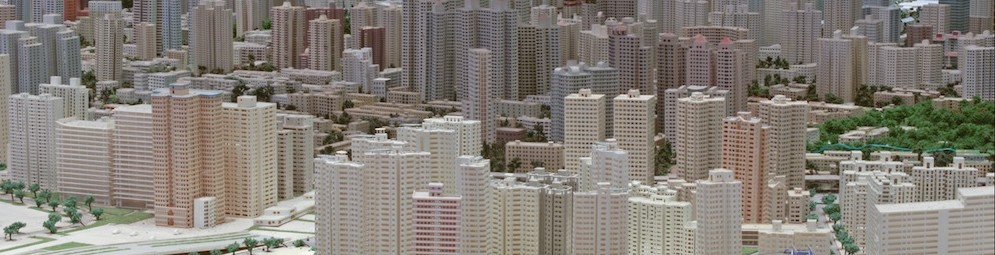 Urban Planning Model_1000w